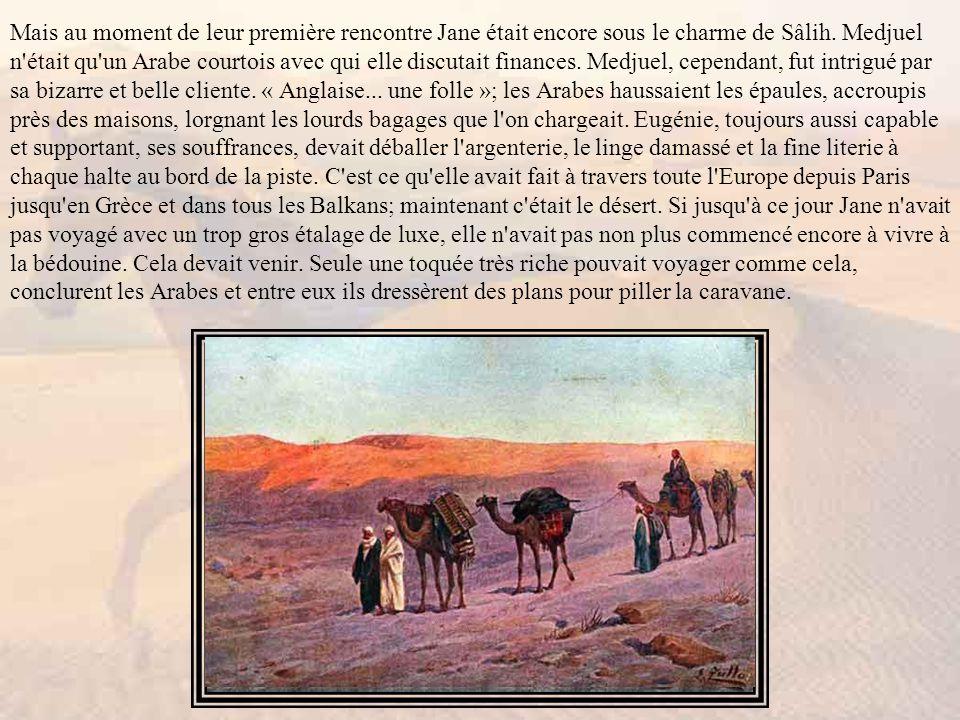 Medjuel El Mezrab suivait la tradition pastorale et nomade de son peuple.