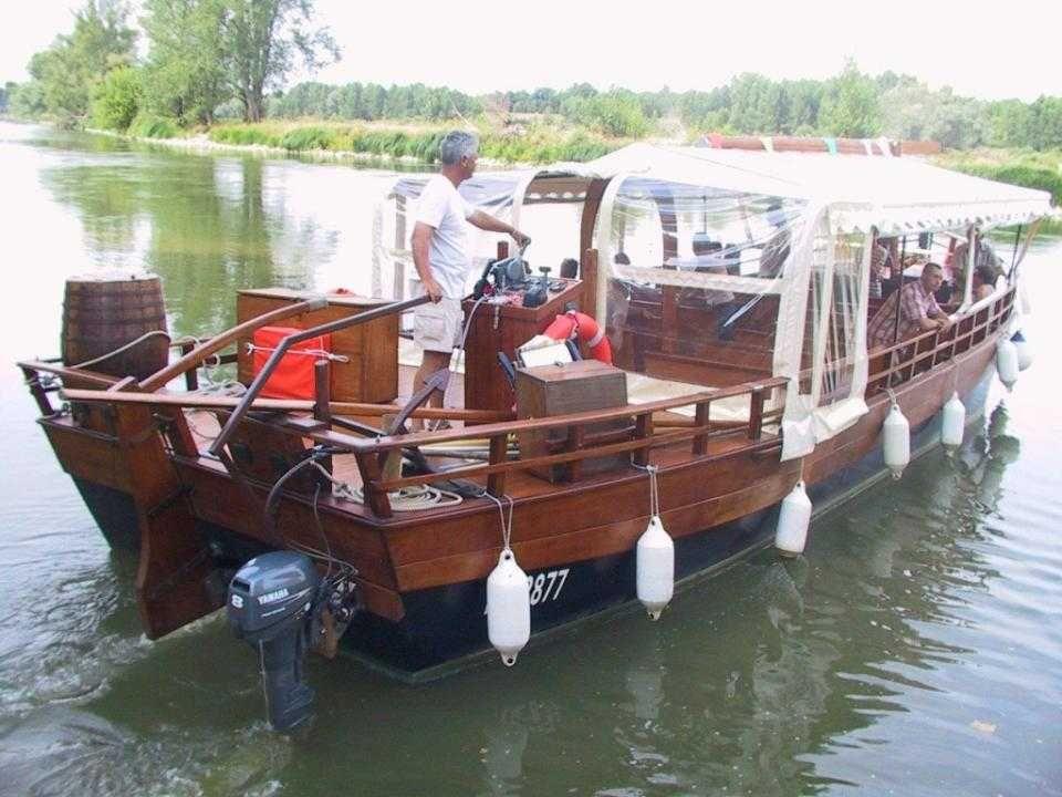 Anciens fours à chaux, Montjean sur Loire