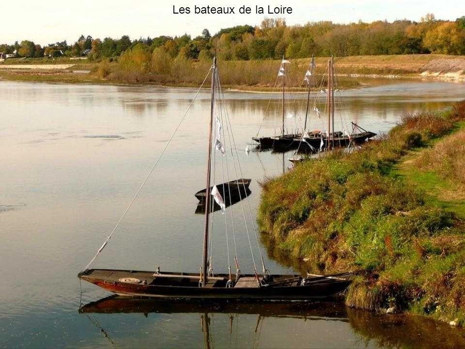 la Loire à Nevers, quai des Eduens