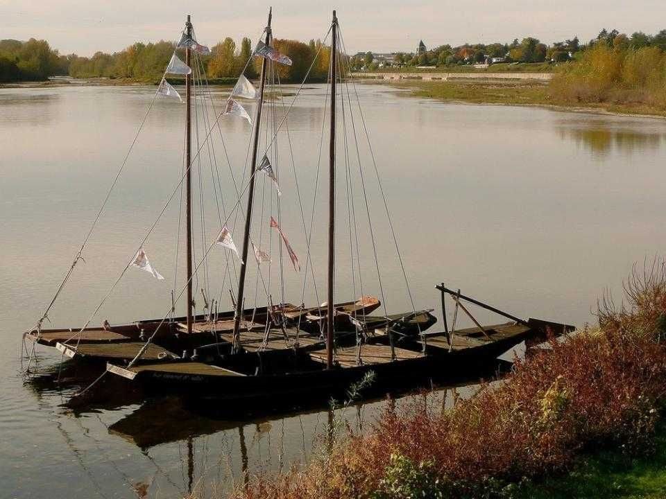 Les bateaux de la Loire