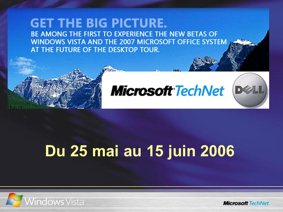 Du 25 mai au 15 juin 2006