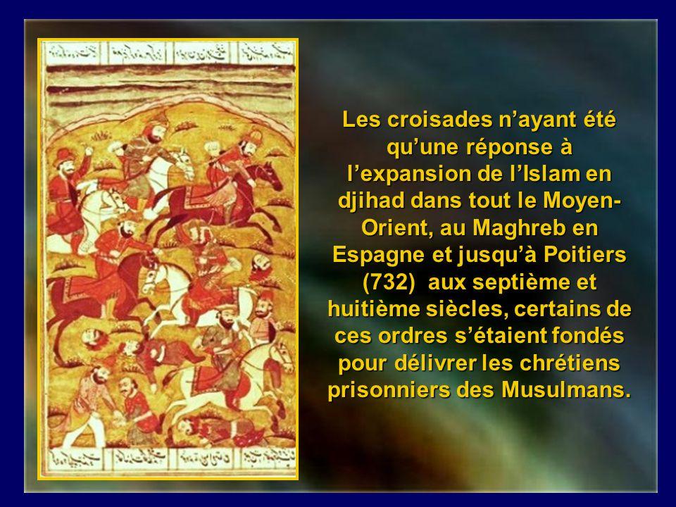Abdelkader Timoule spécialiste érudit de la djihad maritime au Maroc nous apprend que les religieux chrétiens ayant consacré leur vie à la rédemption