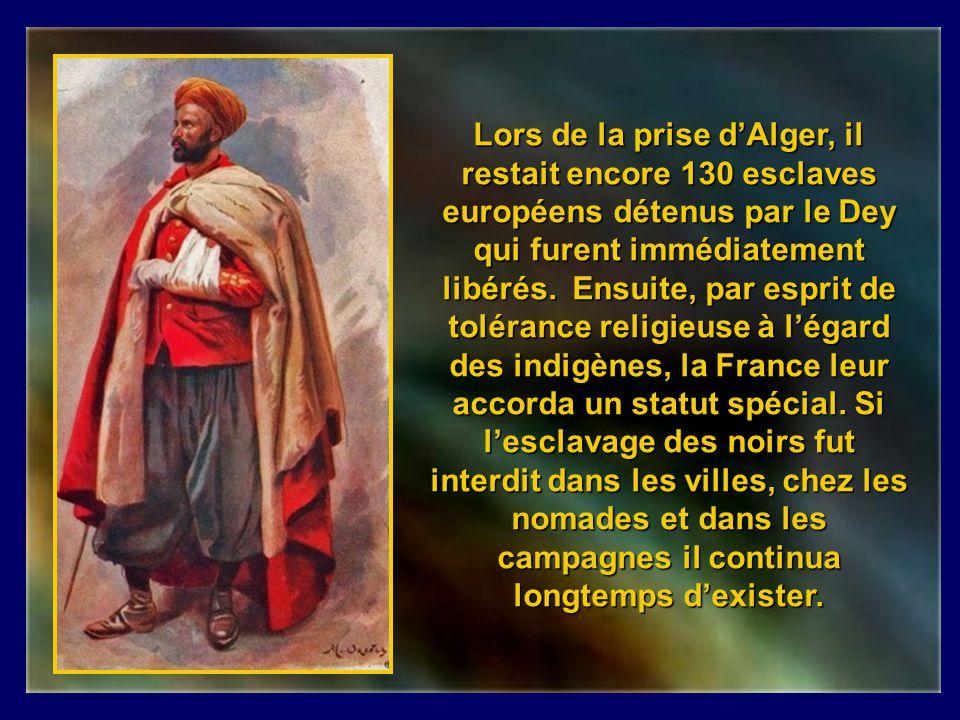 Le 5 juillet 1830, le régent ottoman Hussein-Dey signe sa soumission