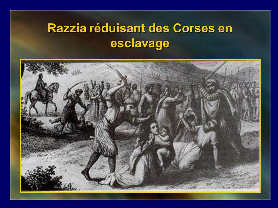Arrivée desclaves à Alger