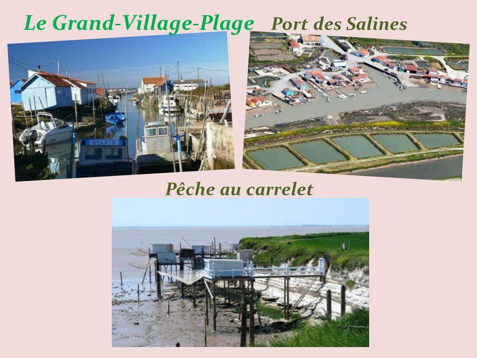 Le Grand-Village-Plage les Salines