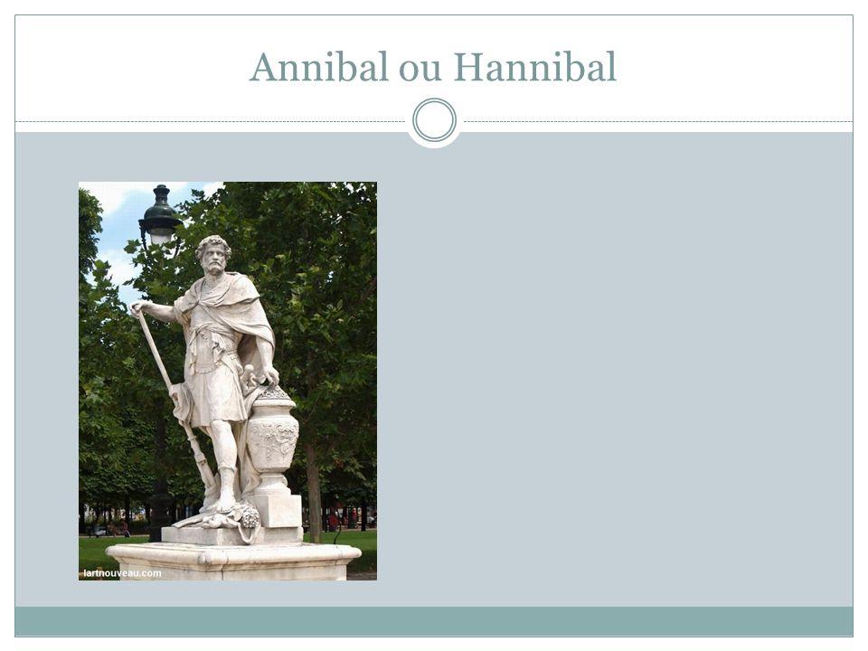 Annibal ou Hannibal