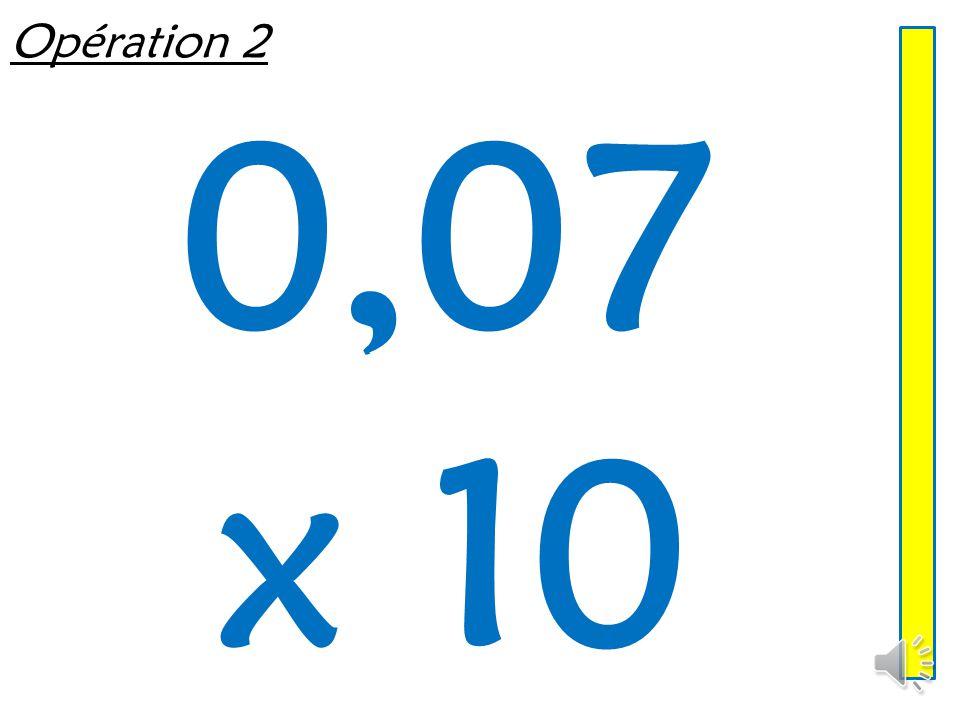 Opération 1 5,45 x 1000