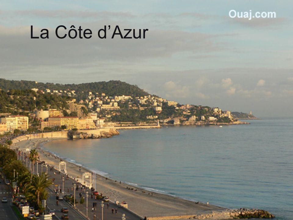 La Côte dAzur