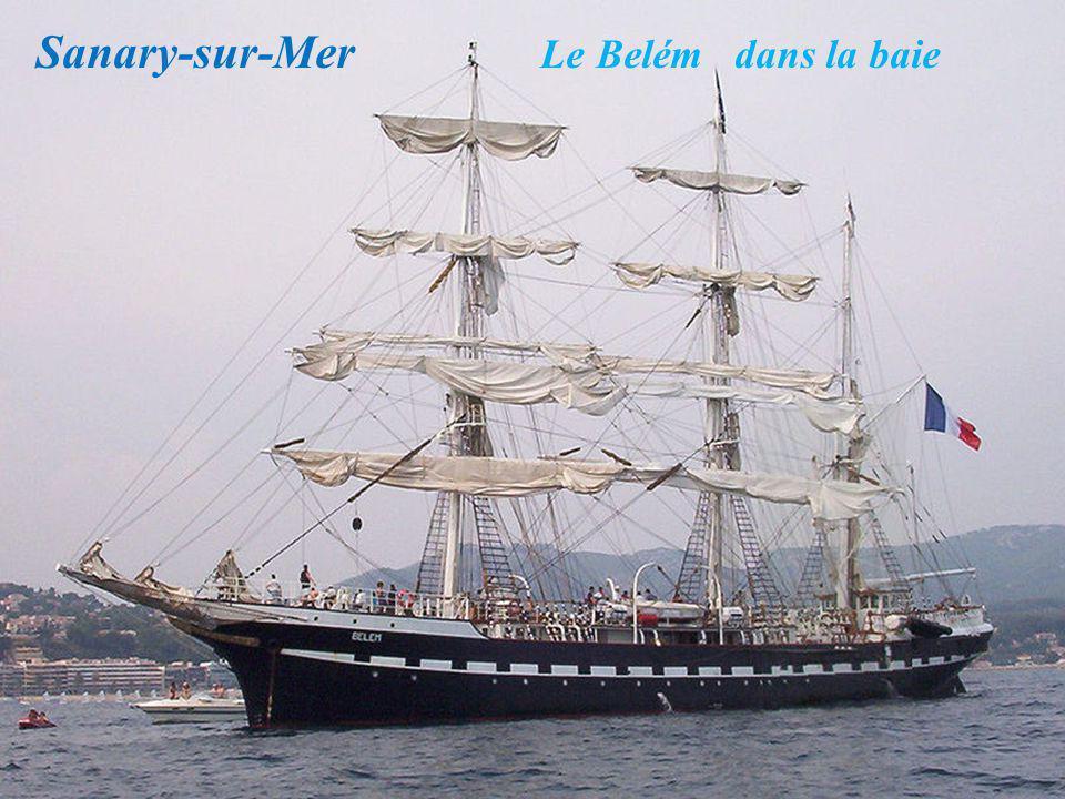 Sanary-sur-Mer la ville