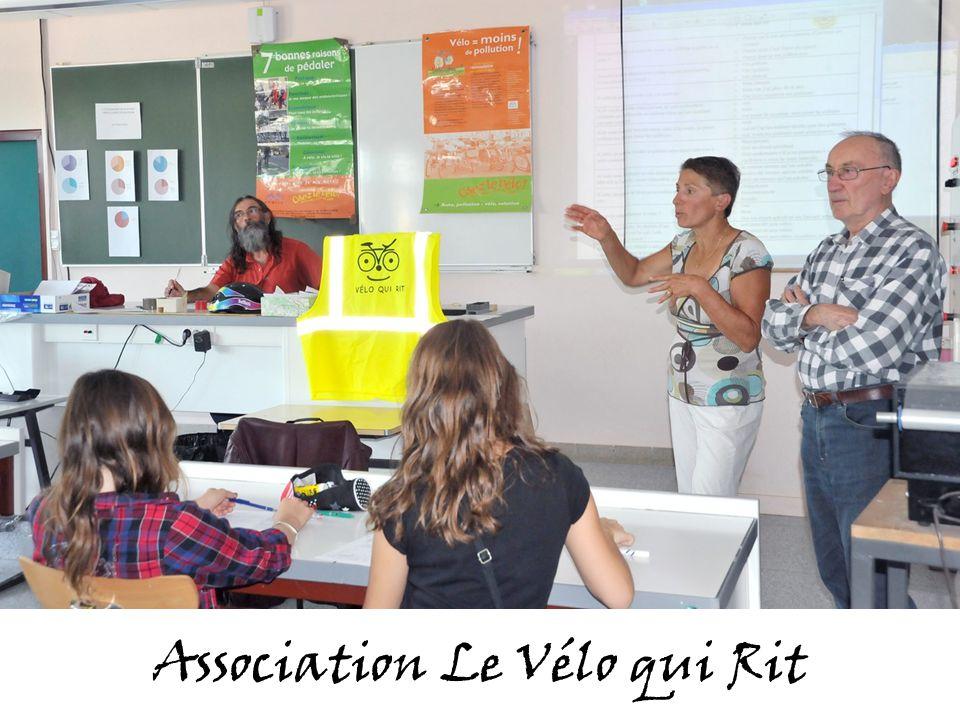Association Le Vélo qui Rit