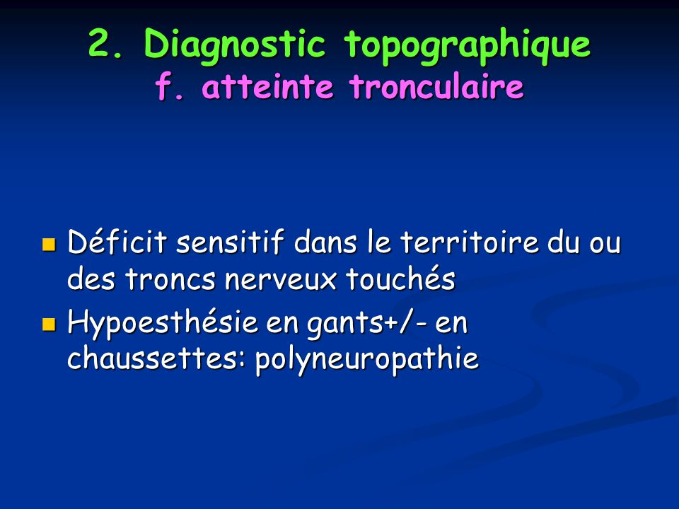 2.Diagnostic topographique f.