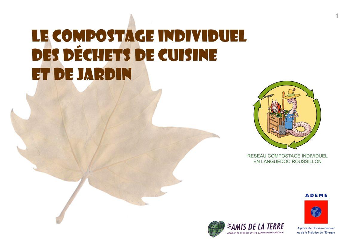 Le Compostage individuel Des déchets De cuisine et de Jardin 1