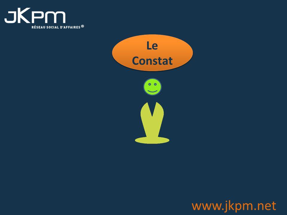 ® www.jkpm.net Les Objectifs Le Constat