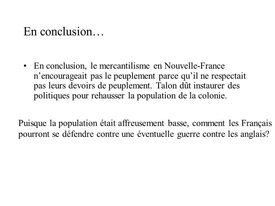 Les différents groupes sociaux. Après linstauration du gouvernement royal, plusieurs groupes sociaux se sont ajoutés à la vie en Nouvelle-France. En v