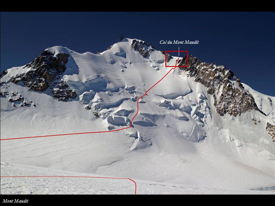 Cime du Mont Blanc du Tacul (4.248 m)