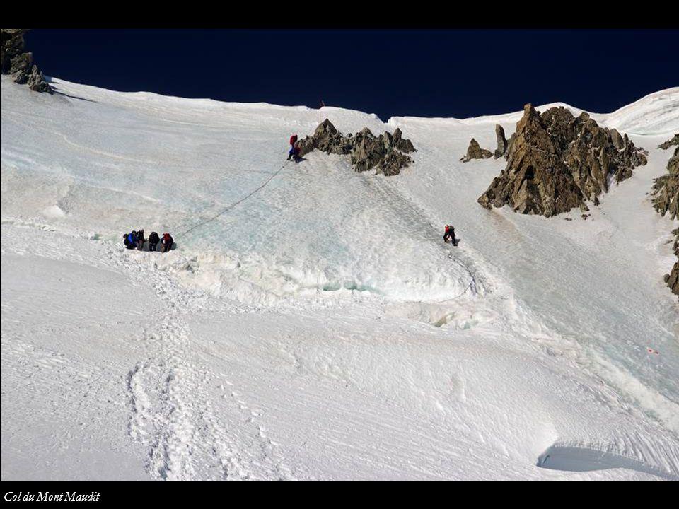 Mont Maudit Col du Mont Maudit