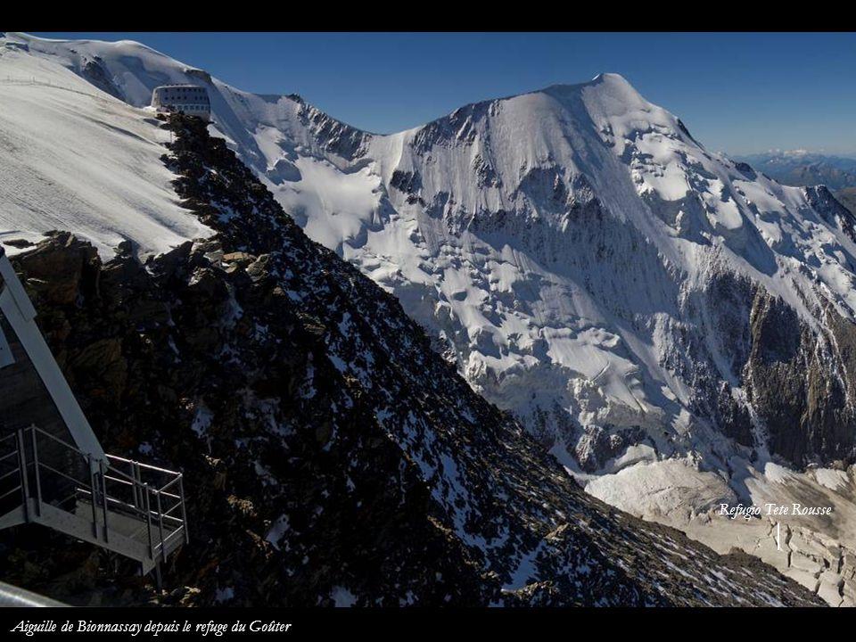 Refuge du Goûter (3.800 m)