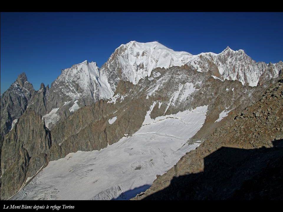 Refuge de Torino (3.375 m)