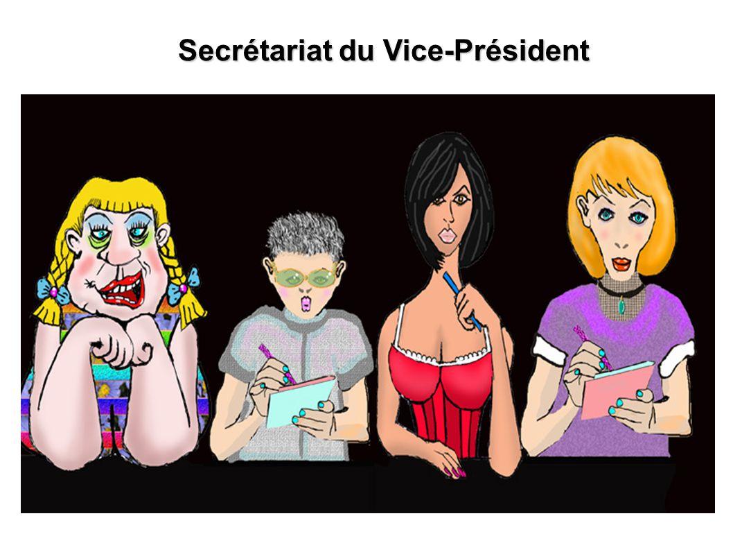 Secrétariat du Vice-Président
