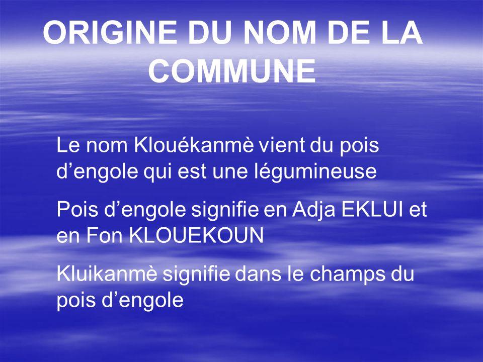 LAfrique de lOuest La République du Bénin Le continent Africain