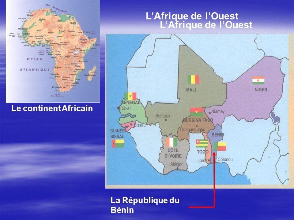 CARTE ADMINISTRATIVE DU BENIN Situation géographique de Klouékanmè