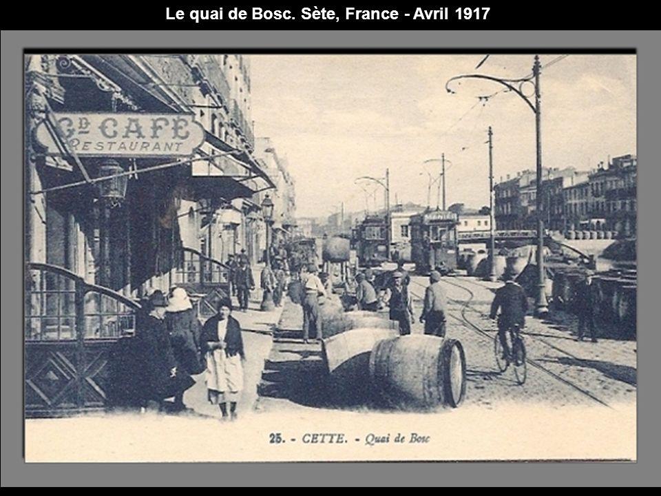 Le marché. Roubaix, France - Mai 1913