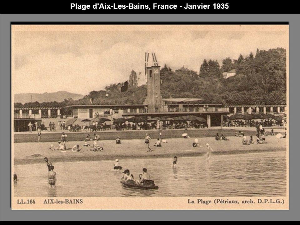 La place d'Armes. Metz, France - Août 1934