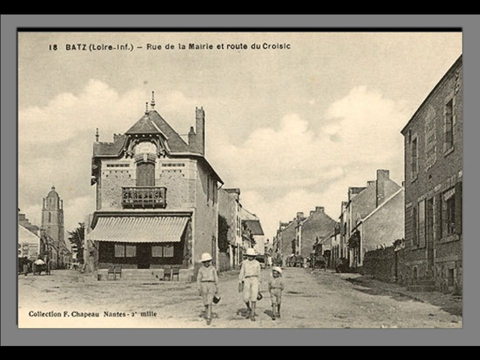 Rue de la Gare. Oullins, France - Juillet 1920