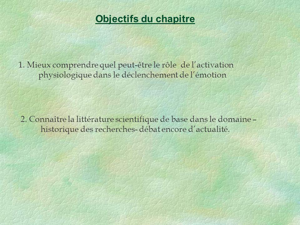 Objectifs du chapitre 1.