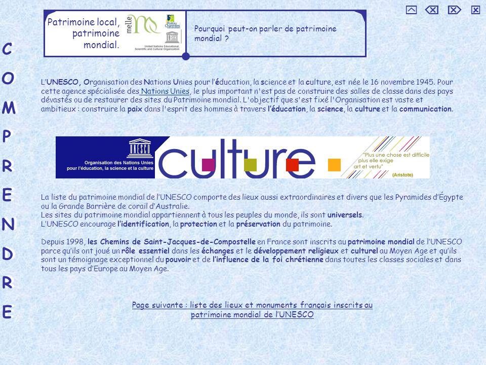 LUNESCO, Organisation des Nations Unies pour léducation, la science et la culture, est née le 16 novembre 1945. Pour cette agence spécialisée des Nati
