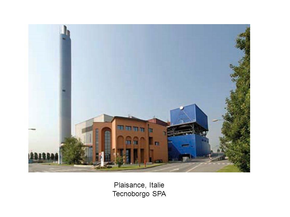 Plaisance, Italie Tecnoborgo SPA