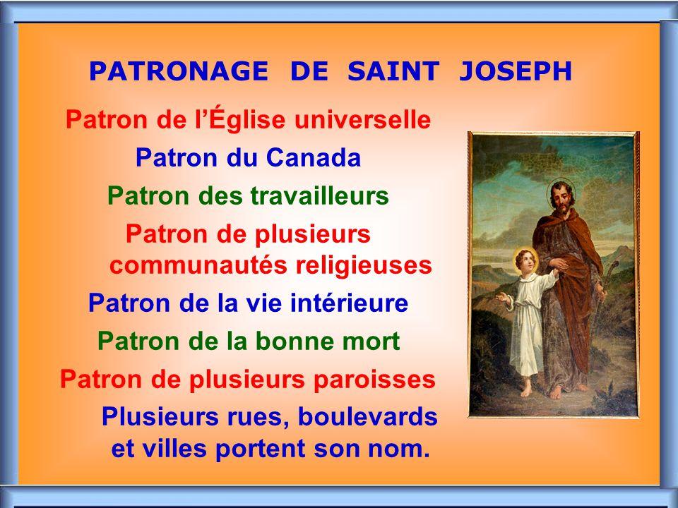 .. LA LITURGIE DE LA FÊTE DE SAINT JOSEPH LA LITURGIE DE LA FÊTE DE SAINT JOSEPH Serviteur fidèle Antienne douverture Joseph, lhomme juste préface À l