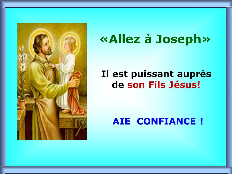 ..Joseph est sans doute décédé entre les bras de Jésus et de Marie.