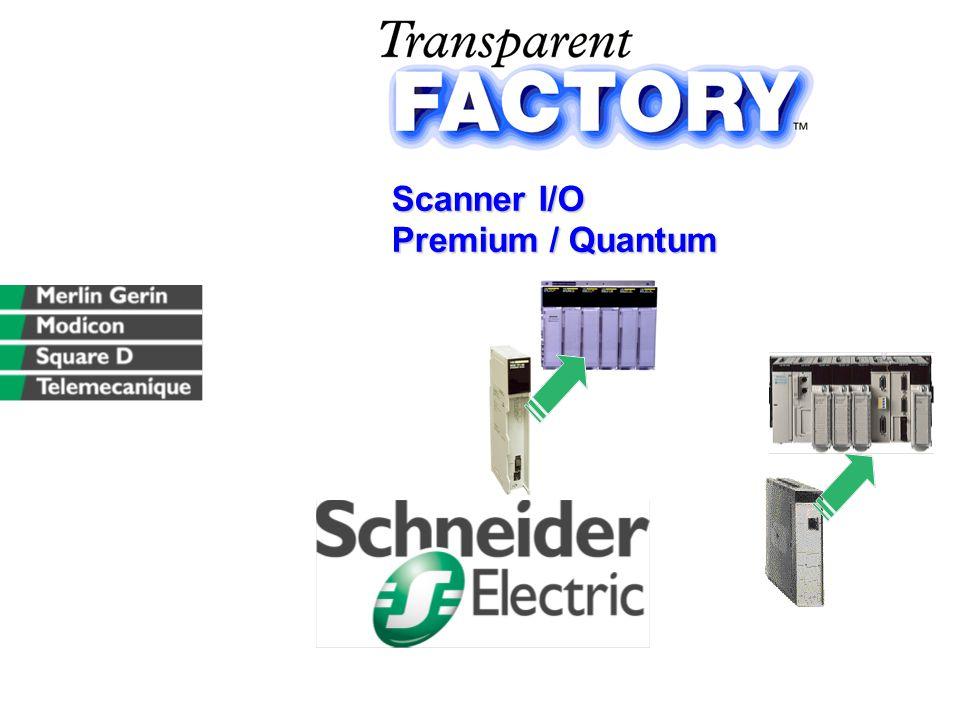 Scanner I/O Premium / Quantum