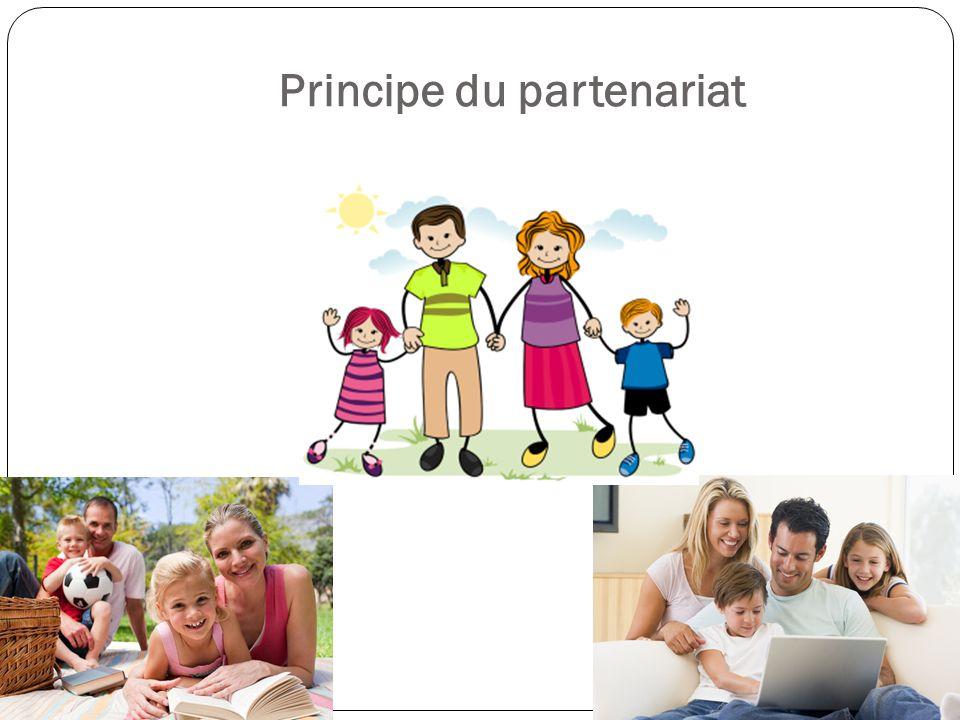 Principe du partenariat