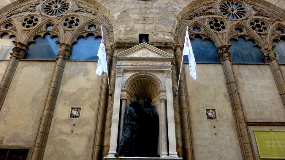 La Loggia des Lanzi Cosme 1er L enlèvement des Sabines Salle des statues