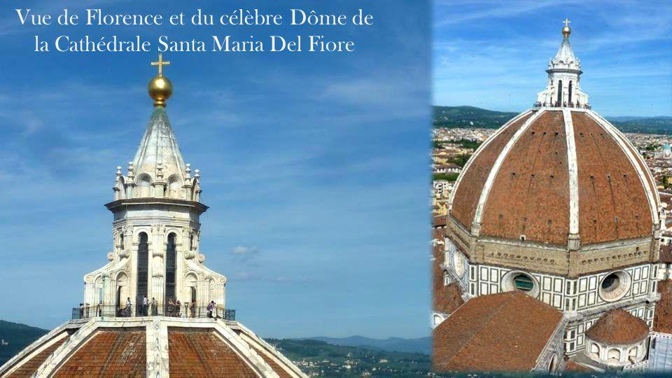 Le parvis de Santa Maria Novella