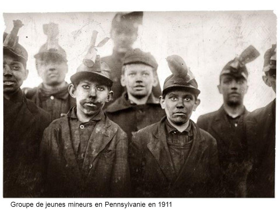 Jeune pousseur Alabama 1910