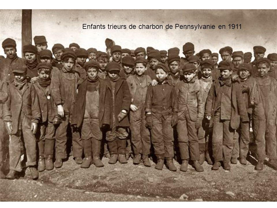 Petit diaporama sur les mines des USA entre 1908 et 1935 Photos trouvées sur le Net par Josy