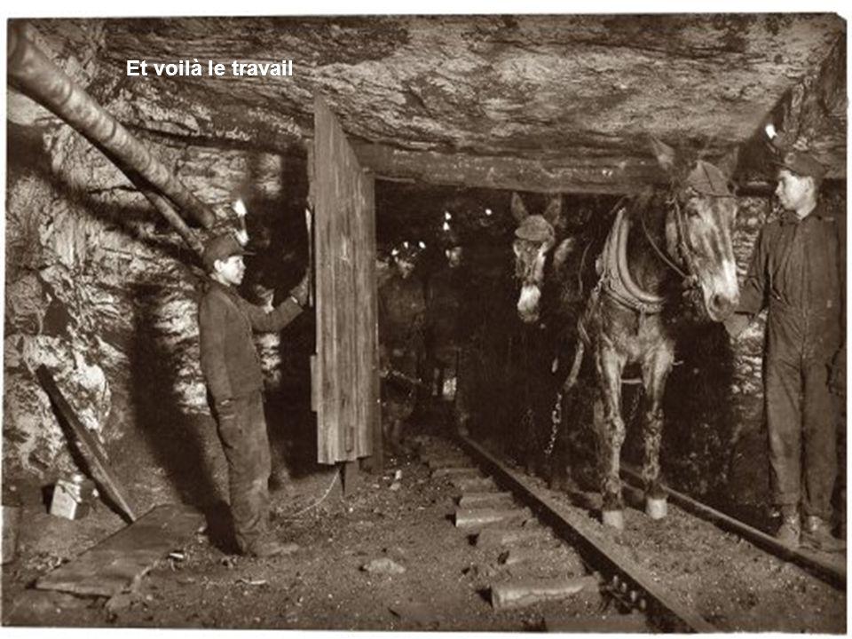 Préposé de porte daérage, Pennsylvanie 1911