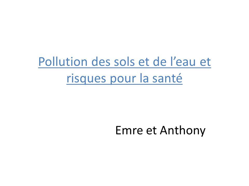 Introduction La pollution cest : Les qualité de leau sont dégradées, perturbant la vie aquatique et rendant son utilisation dangereuse pour lhomme et les animaux.