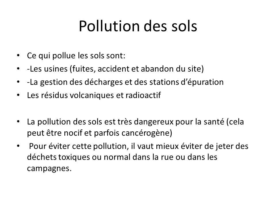 Pollution de lair et risque pour la santé Les fumées sortie des usines pollue lair Pour léviter il faudrait moins produire de substance nocive dans les airs.