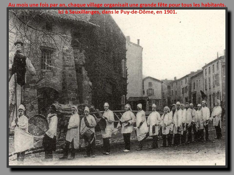 Les bistrots étaient des lieux importants de vie sociale.