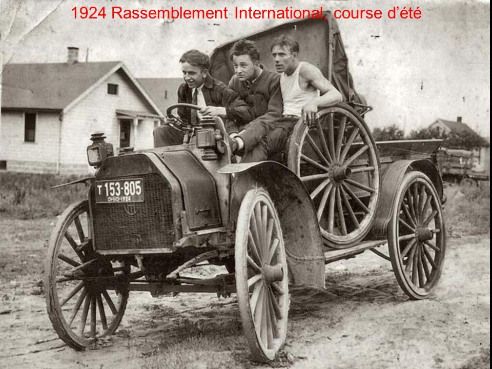 1923 : Course dIndianapolis, 1923 : Course dIndianapolis