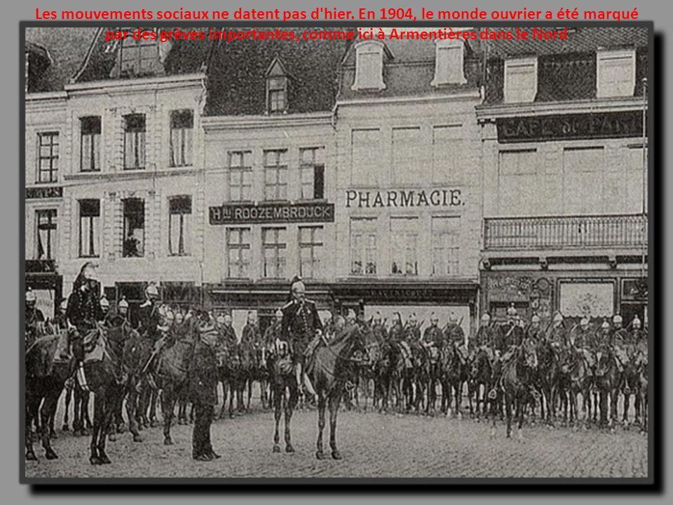 Au mois une fois par an, chaque village organisait une grande fête pour tous les habitants. Ici à Sauxillanges, dans le Puy-de-Dôme, en 1901.