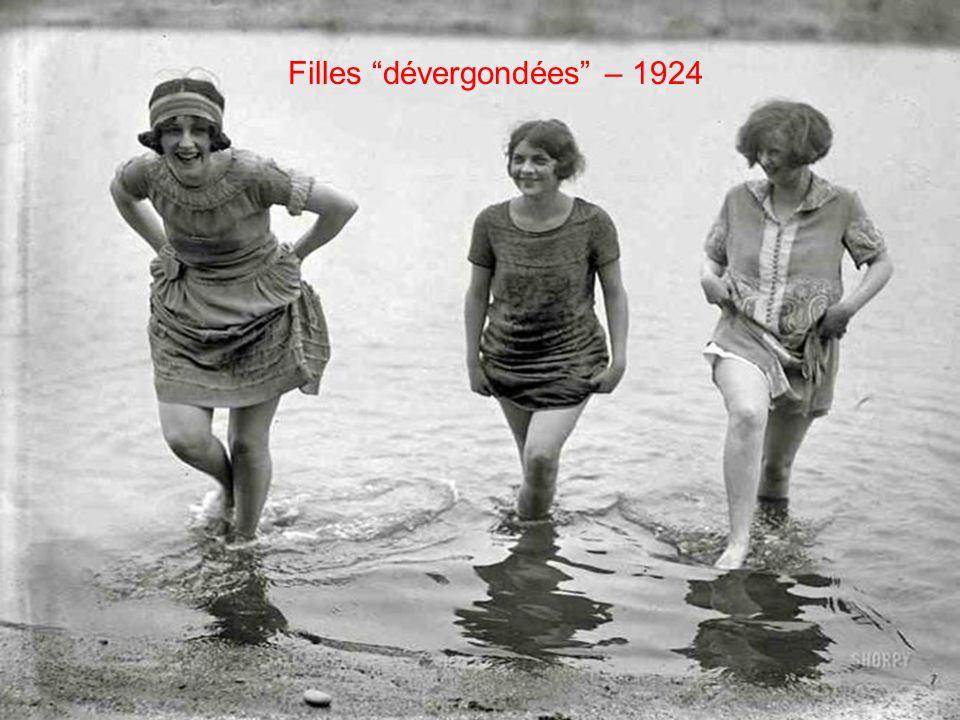 Concours de maillots de bains, 1922
