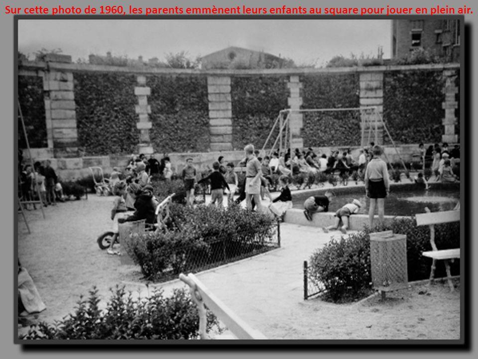 Fête foraine (années 50)