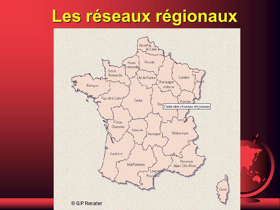 Le RNI : Réseau National d'Interconnexion