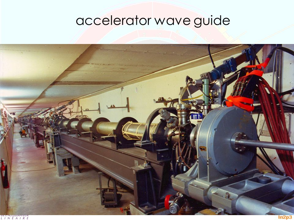 46 accelerator wave guide