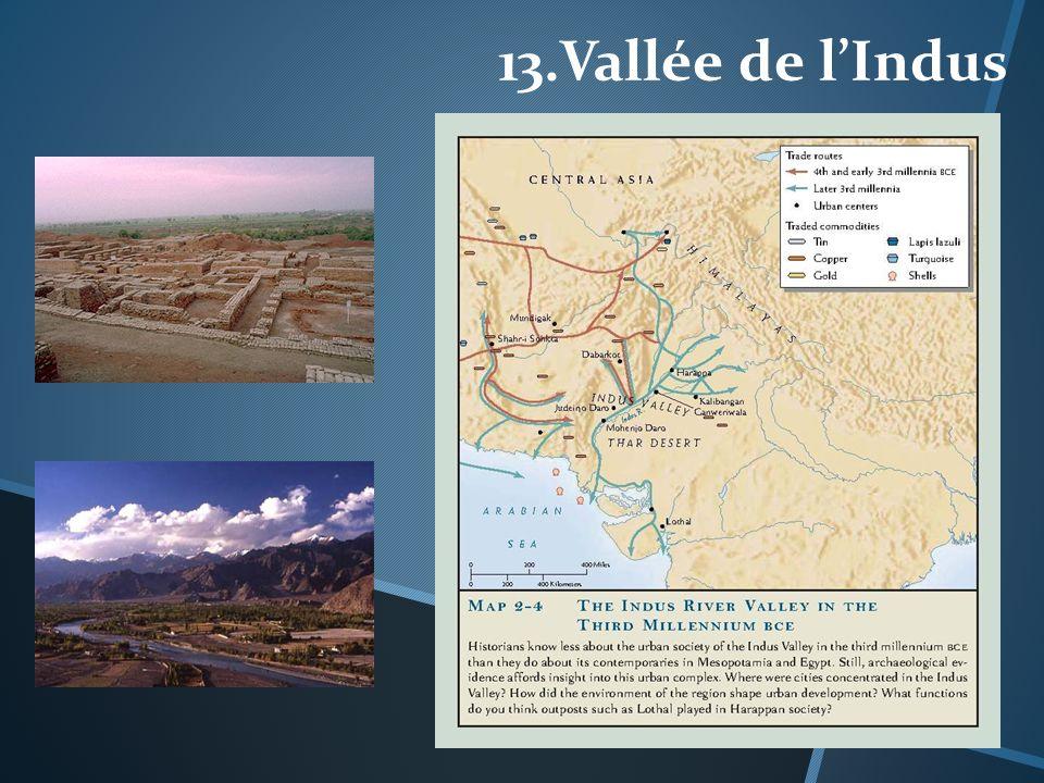 13.Vallée de lIndus